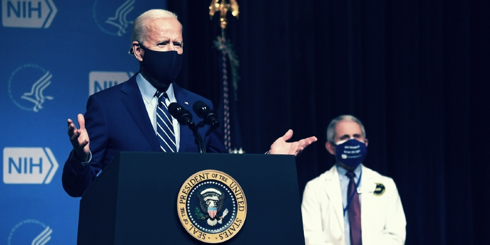 Biden Proposal for 'Health DARPA' Would Usher In an Unavoidable 'Digital Dictatorship'